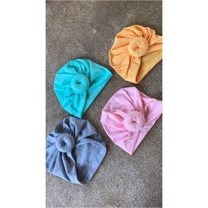 Baby girl turbans